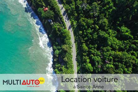Discover the Sainte Anne meeting car rental solution from MultiAuto.