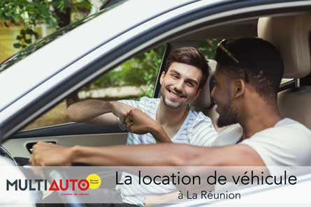 Which car rental for holidays in La Réunion  ?