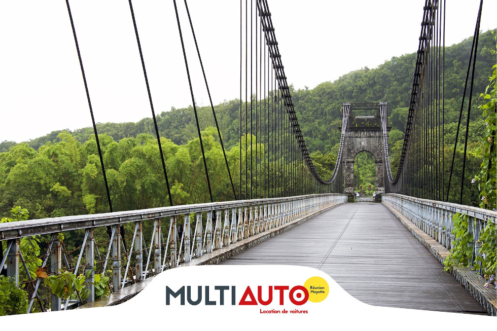 Vehicle for rent in Saint-Anne at Multiauto