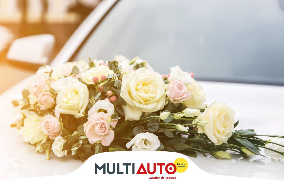 Choose your rental vehicle for a wedding