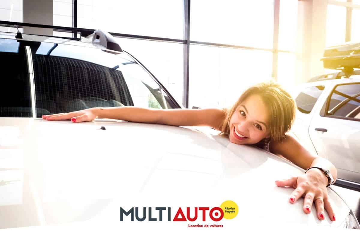 Choosing your rental car with Multi Auto Réunion