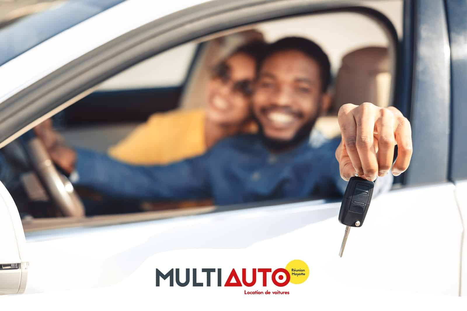 Car security at the airport with Multiauto Réunion